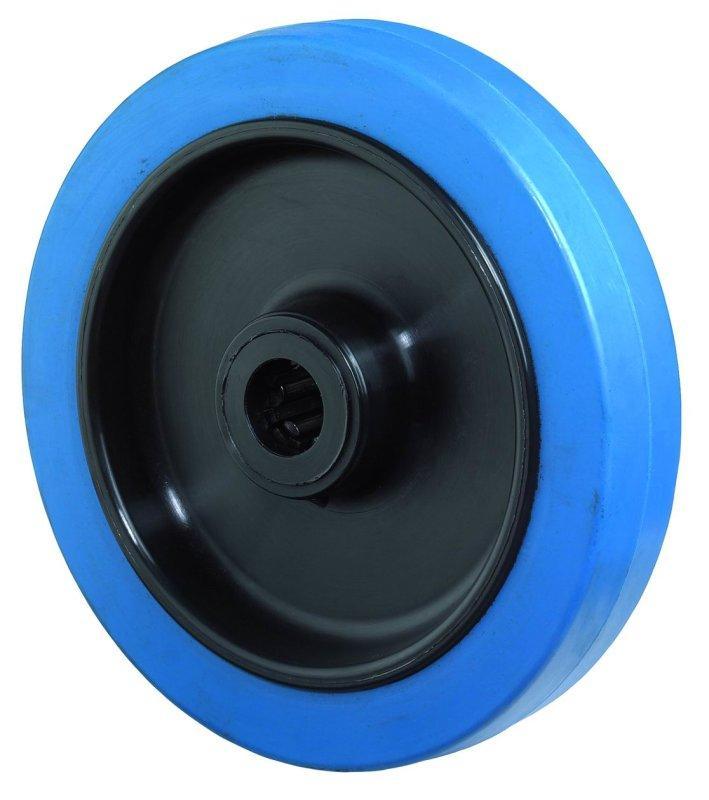 Rubber wheel B61