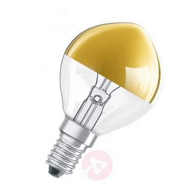 E14 30 W halogen candle bulb twisted, warm white - light-bulbs