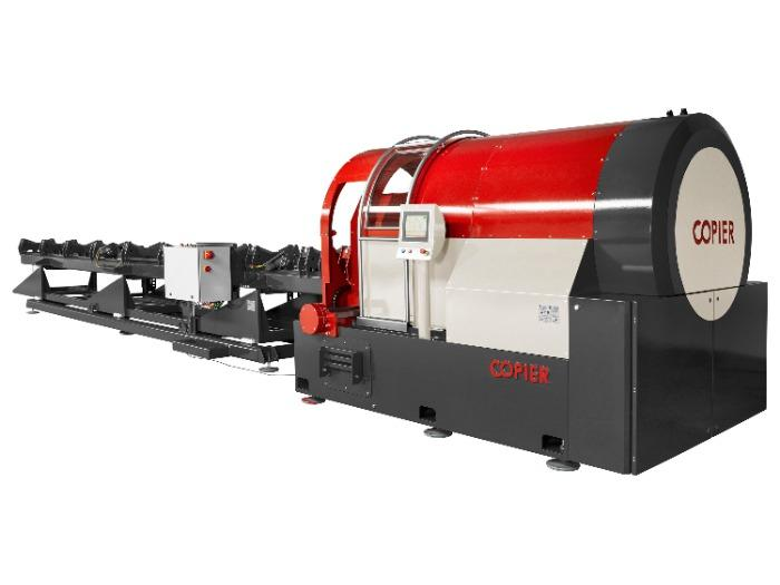 """Beaver 48 CNC - Stationary Pipe Beveling Machine for Pipes up to OD 48"""""""