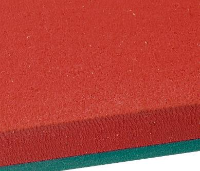 Coating and embossing -