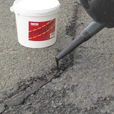 Réparation fissure bitume - Kit Réparation Parking