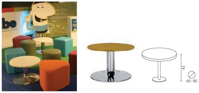 Tables - For stands or showrooms