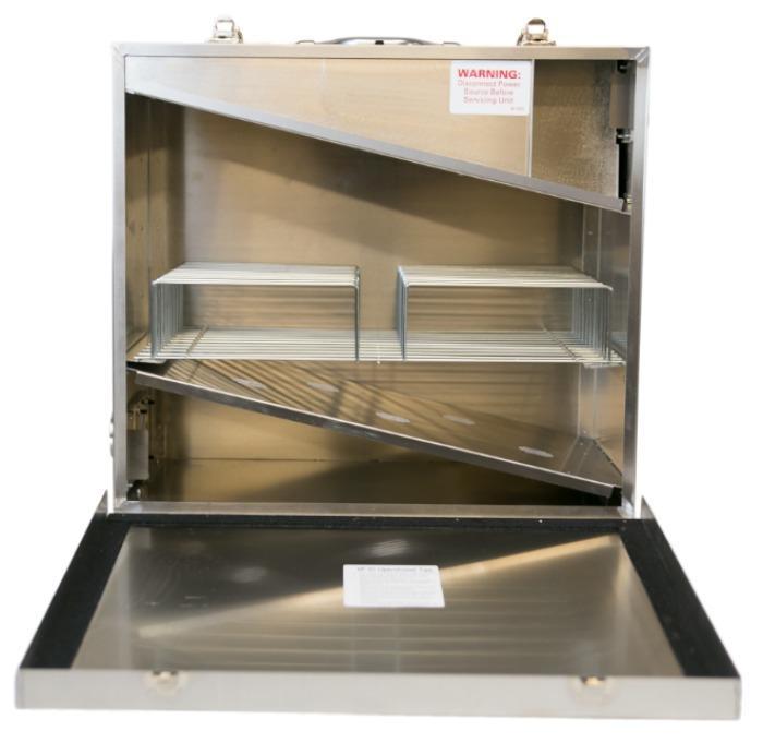 Vaporshark - 230 V Gerät, leistungsstark, Trockendampfverfahren, für große Aufgaben