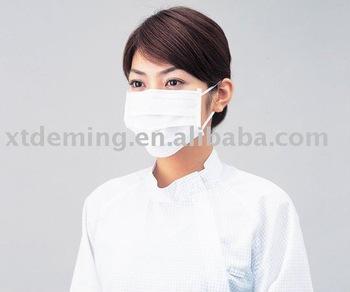 Einweg-Ohrschlaufe Gesichtsmaske mit Elastik