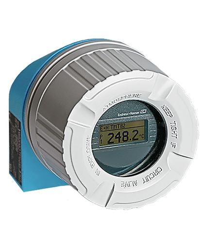 iTEMP TMT82 Transmetteur de température - Température Transmetteur de température universel, HART®