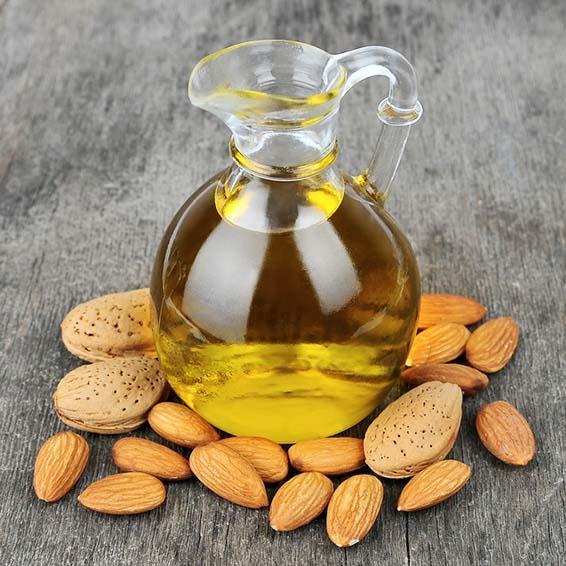 Mandelöl - Prunus amygdalus dulcis (Sweet Almond Oil) - null
