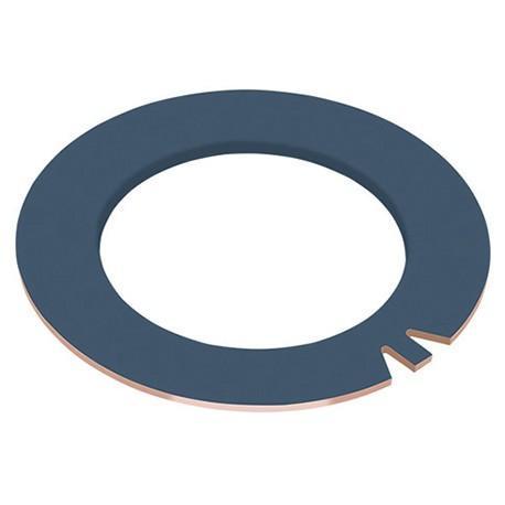 Metal-Polymer Bronze Backed PTFE Plain Bearing - DU-B