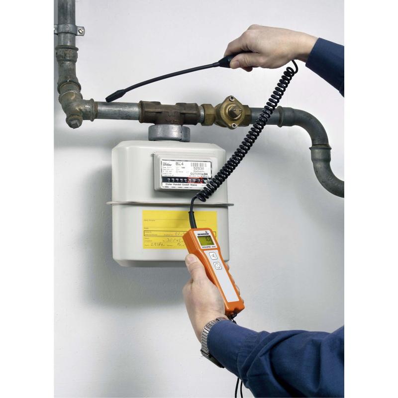 SNOOPER mini - Détection de fuites de gaz sur installations intérieures