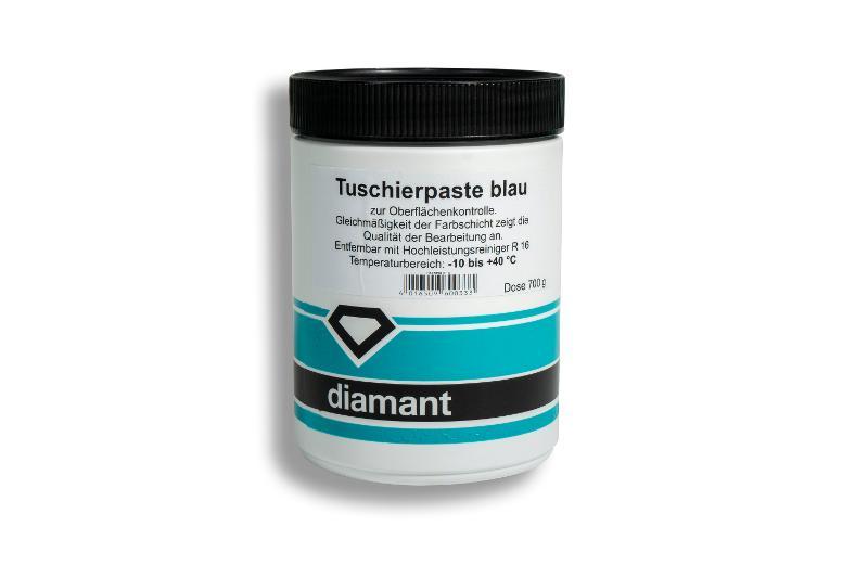 Tuschierpaste, blau | 700 g Dose - AGG-60033-700