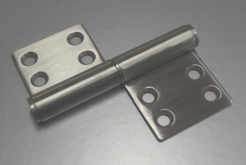Dobradiça de aço inoxidável - 2280