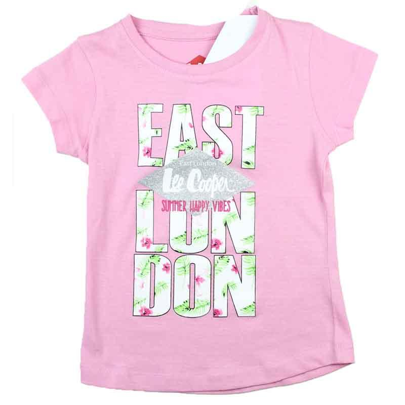 Grosshandel T-shirt kind lizenz Lee Cooper - T-shirt und polo kurzarm