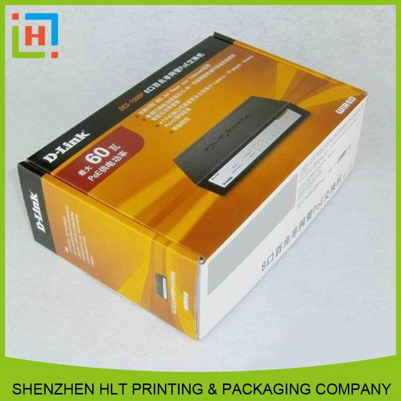 product kraft packaging box - Kraft box