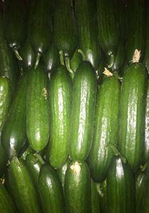 cucumber - cucumber