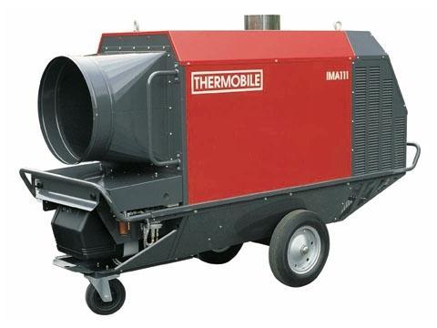 Chauffage - Générateur à air chaud IMA 111 RHP - location