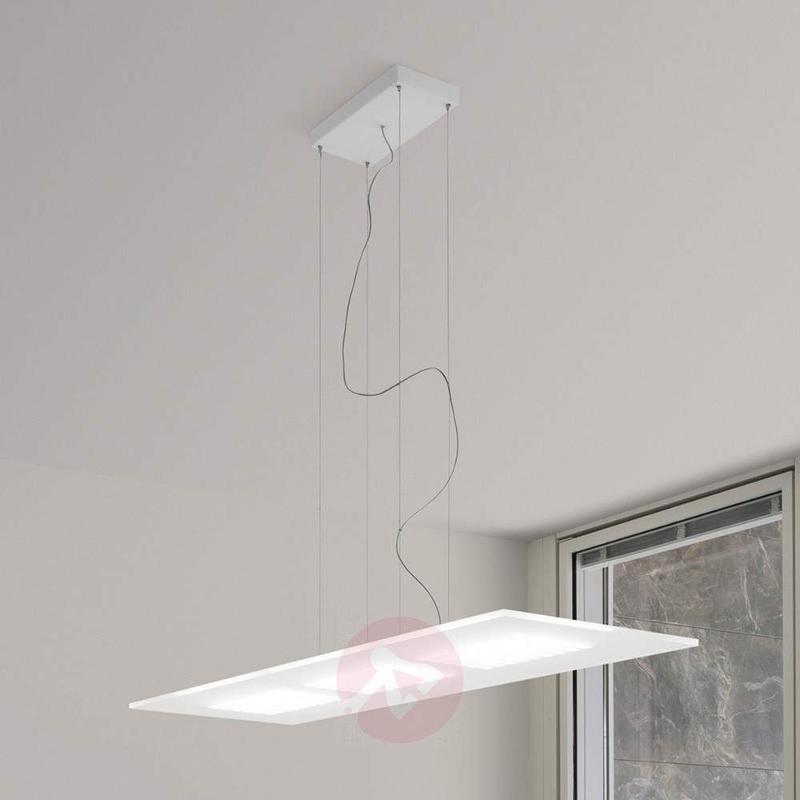 Powerful Dublight LED pendant light - Pendant Lighting