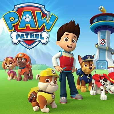 children's clothing - paw patrol