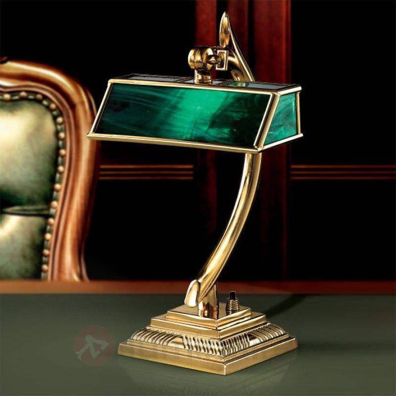Lampe à poser typique Antiko - Lampes à poser classiques, antiques