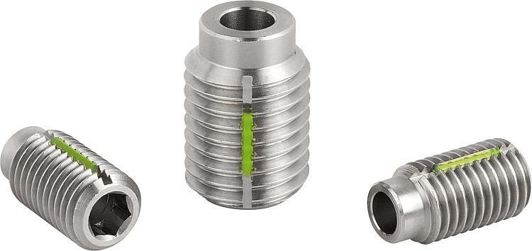 Bushing for ball lock pins with LONG-LOK thread lock - K0724