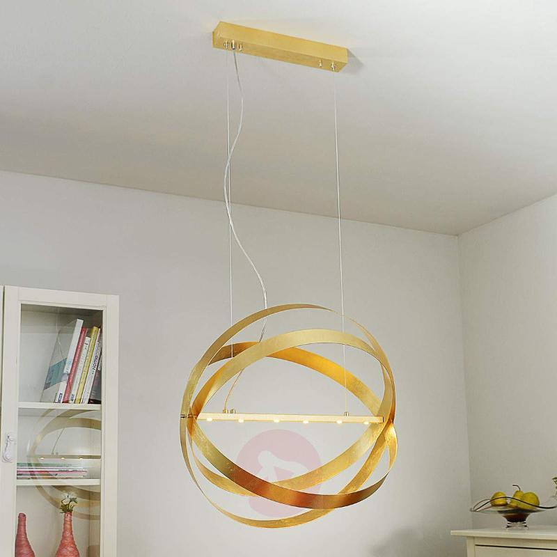 Extravagant Cara LED pendant lamp - Pendant Lighting