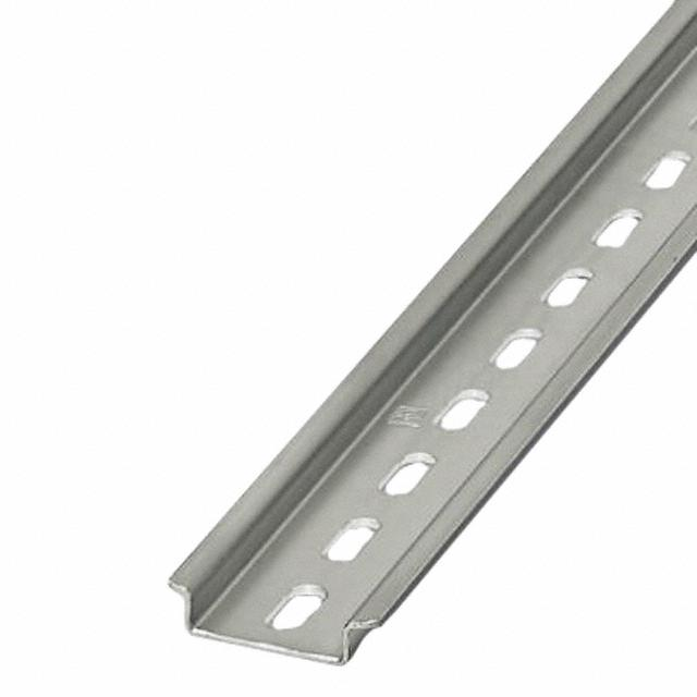 "DIN RAIL 35X7.5MM SLOTTED 29.7"" - Phoenix Contact 1207640"
