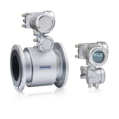 TIDALFLUX 2300 F - Liquid flow meter / electromagnetic / in-line / for partially-filled pipes
