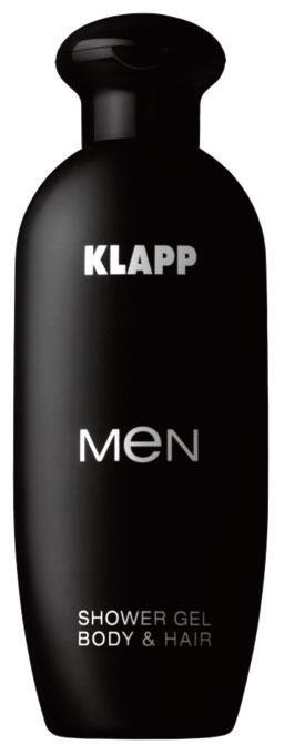 SHOWER GEL - MEN BODY & HAIR 200 ml