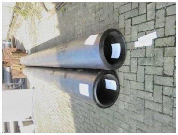 API 5L X46 PIPE IN YEMEN - Steel Pipe
