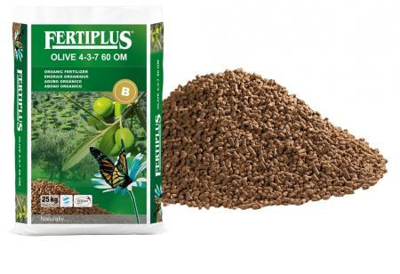 Fertiplus® Olive 4-3-7 with B - Special fertilizers