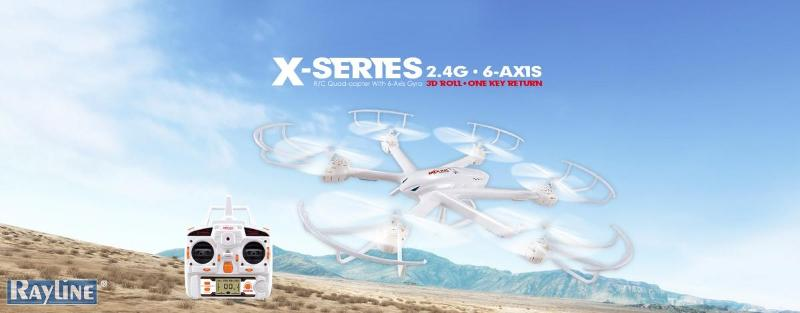 RC Ware anderer Hersteller RC Quadrocopter - X600