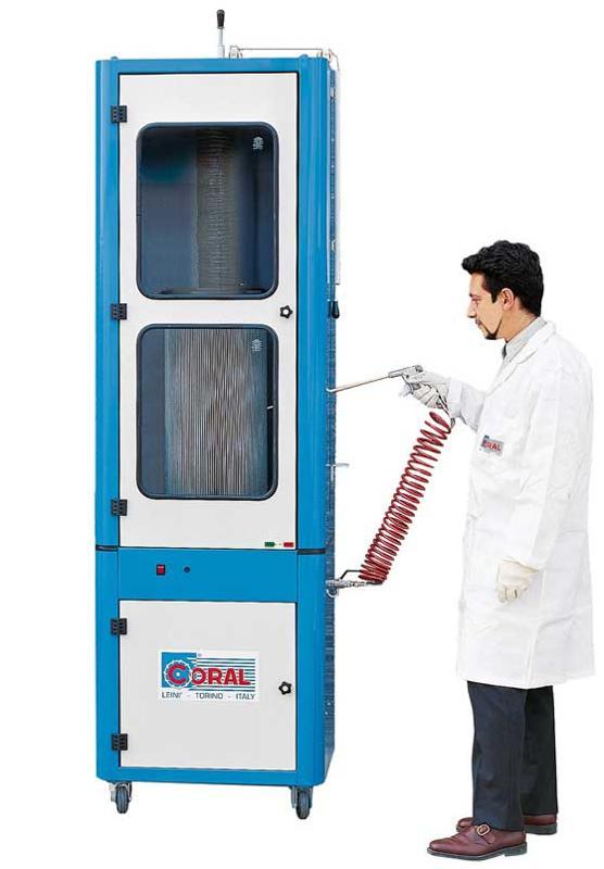 Système de nettoyage de filtre - ECOFIL Recuperation energetique
