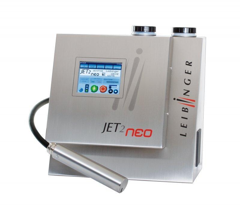 Leibinger JET2neo - Industrial inkjet printer