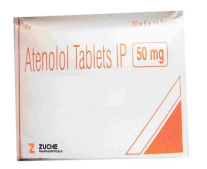 Atenolol Tablets - Atenolol Tablets