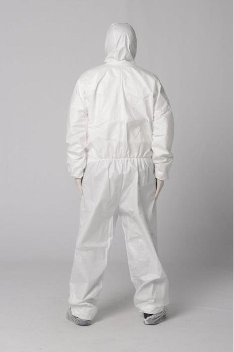 Type 5 6 disposable Surgical Protection Coverall laminated - Type 5 6 disposable Surgical Protection Coverall laminated medical 55 , 60 gsm