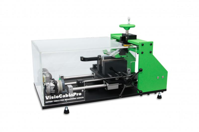Splitting Cutter SC-PE - Normgerechte Kabelprobenvorbereitung zur Wärmedehnungsprüfung(harte Materialien)