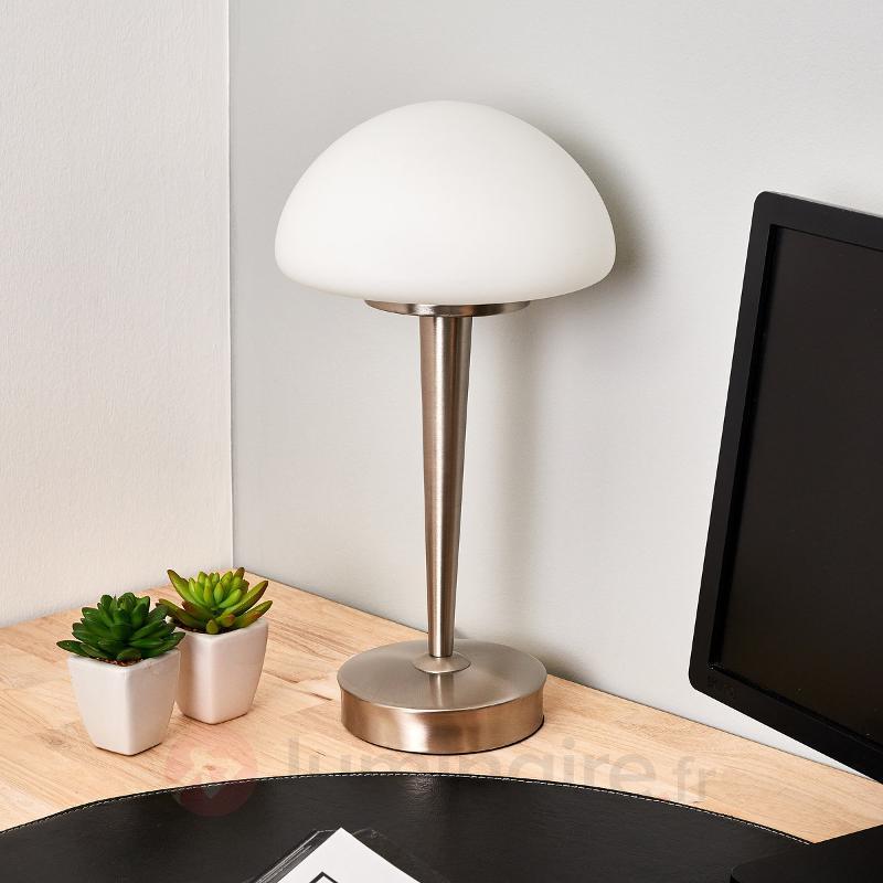 Elégante lampe à poser Touch - Lampes de chevet