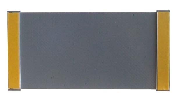 Door Signs - Signalétiques Bord 15mm