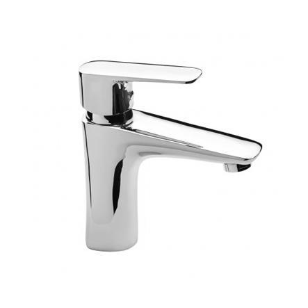 Miscelatore monocomando lavabo con scarico automatico. - Maya / ART.7810