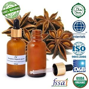 Ancient healer Anise seed oil 60 ml - Anise seed oil  Anise seed  essential oil