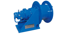 Compact Rope Winch FD-Series - Compact Rope Winch FD-Series
