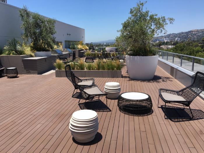 Tarimas de resina para exterior - Tarimas ecológicas para exterior, jardín, piscina, etc