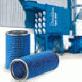 Filtres à air dépoussièrage - Installation de dépoussièrage