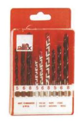 Punte miste in astucci in plastica - P9950010 - null