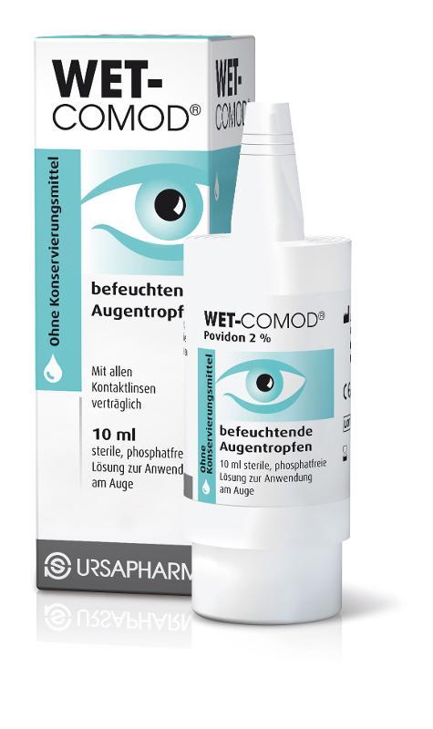 Augentropfen WET-COMOD® - null