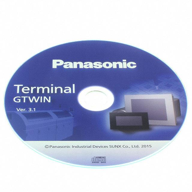 GTWIN V3 PROGRAM SOFTWARE FOR GT - Panasonic Industrial Automation Sales AIGSGT7EN