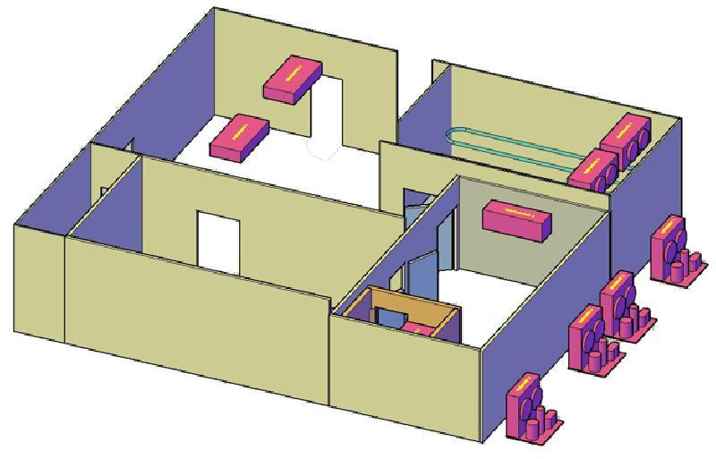 Project Preparation for Cooling Facilities - Design services