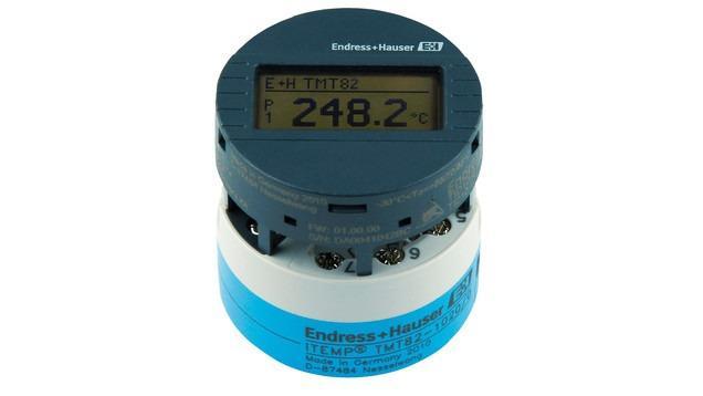iTEMP® TMT82 Trasmettitore di temperatura -