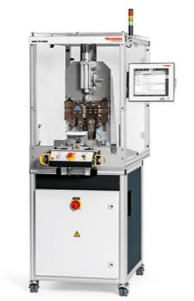MPX ultrasonic metal welding systems - Versatile presses and actuators