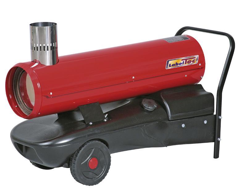 Chauffage à air pulsé : Canon à chaleur et générateur... - Location