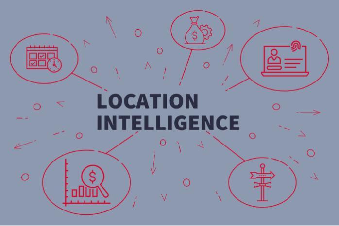 Location Intelligence mit mit ortsbezogenen Daten - Beratung, Entwicklung und Implementierung