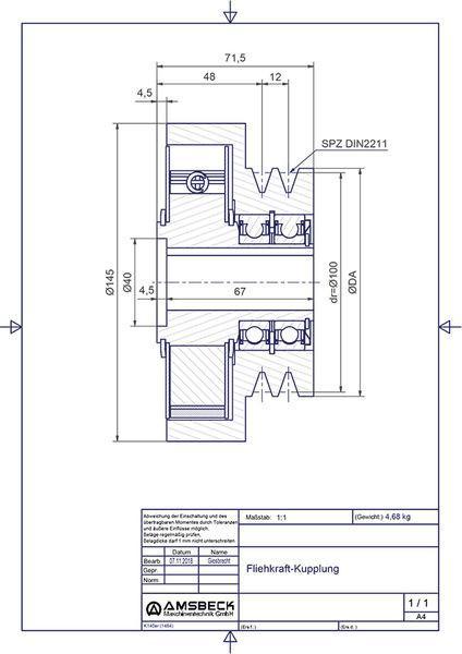 Schaltbare Lamellen-Kupplungen - Schaltbare Lamellenkupplungen für viele Bereiche